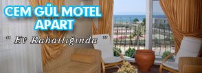 Cem Gül Motel - Apart
